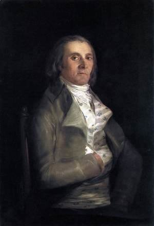 Portrait of Andrés del Peral