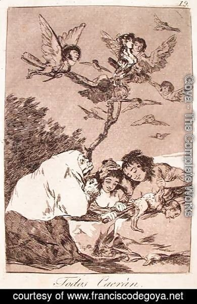 Goya - All Will Fall