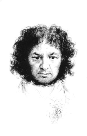 Goya - Self-Portrait 4
