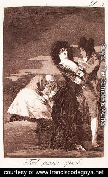 Goya - Two of a Kind