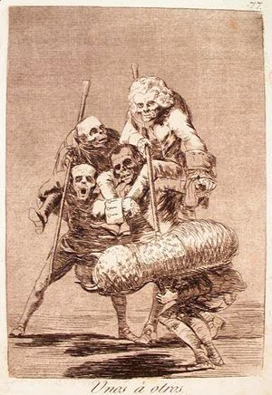 Goya - What One Does to Another