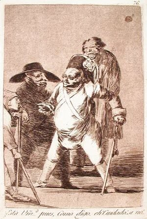 Goya - You Understand? ...Well, As I Say... Eh! Look Out! Otherwise....