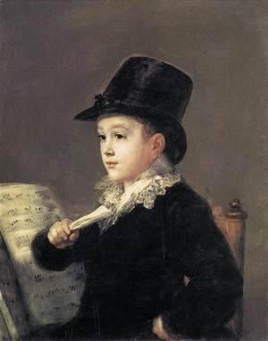 Of Portrait Zapater Complete The Goya Martín Works LUGMVpqSz