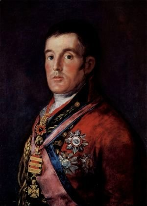 Goya - The Duke of Wellington