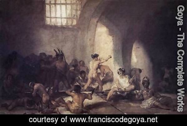 Goya - The Madhouse