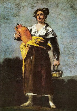 Goya - Water Carrier
