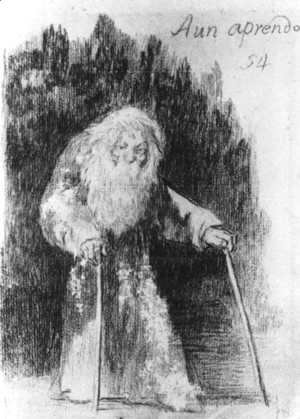Goya - I am Still Learning