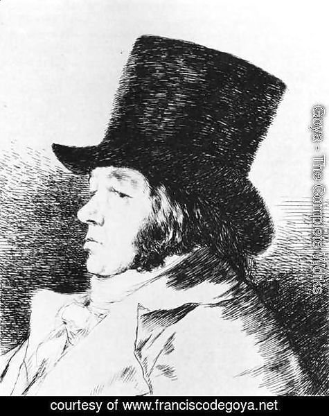 Goya - Self-Portrait 2