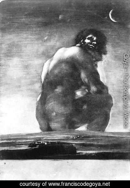 Goya - The Colossus 1