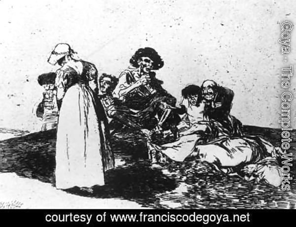 Goya - The Worst is to Beg