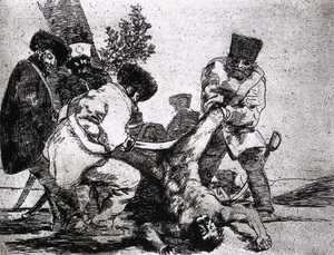 Goya - What more can one do