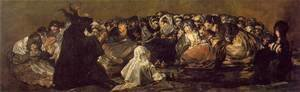 Goya - Witches Sabbath (The Great He-Goat)