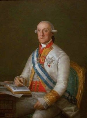 Goya - Portrait of the Marques de Sofraga