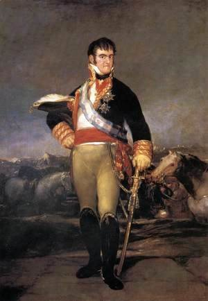 Goya - Portrait of Ferdinand VII 2