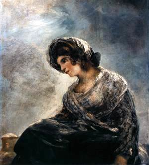 Goya - The Milkmaid of Bordeaux 2