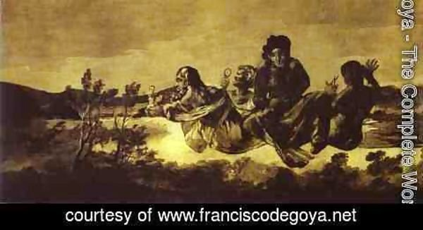 Goya - Atropos (The Fates) 2