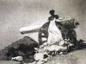 Goya - What courage