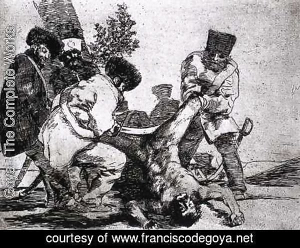 Goya - What more can one do 2