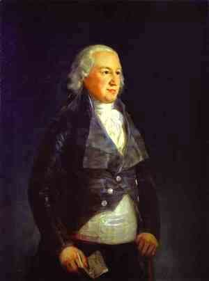 Goya - Don Pedro Duke Of Osuna 1790-1800