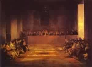 Goya - Junta Of The Philippines 1815