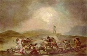 Goya - Episode in the Spanish War of Independence