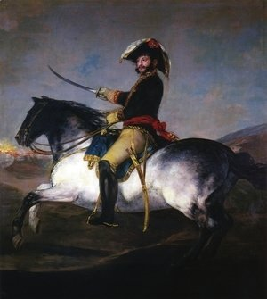 Goya - General Jose de Palafox