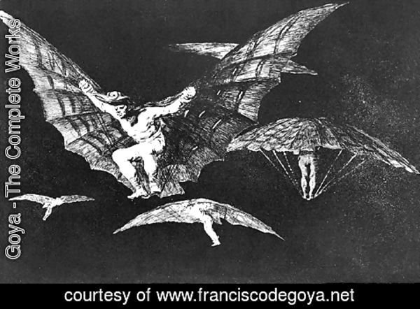 Goya - A way of flying