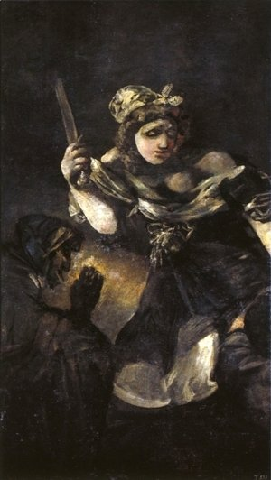 Goya - Judith and Holovernes