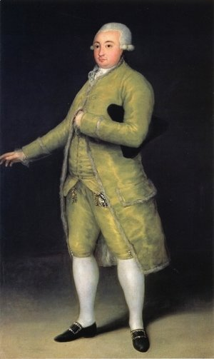 Goya - Francisco de Cabarrus