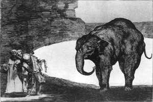 Goya - Other laws by the people or beast Absurdity