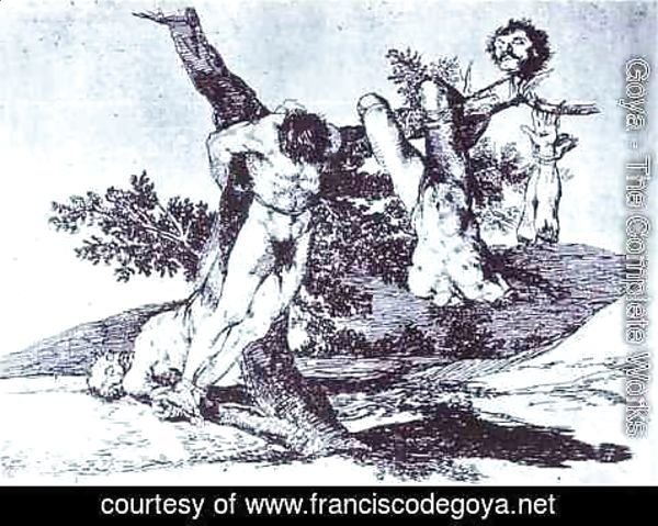 Goya - Bazan Grande With Dead