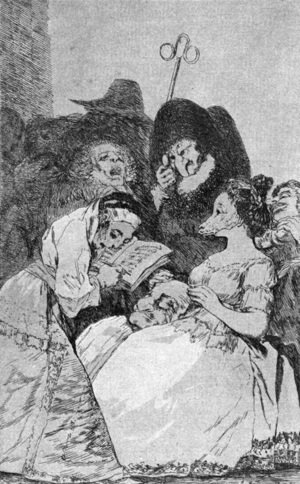 Goya - The lineage