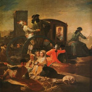 Goya - The Pottery Vendor