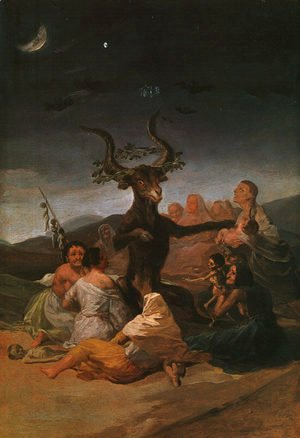 Goya - Witches Sabbath