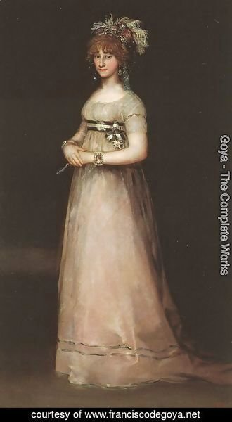 Goya - The Countess Of Chinchon