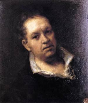 Goya - Self Portrait