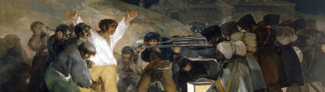 a look at the life and works of francisco goya An exhibition at washington's national gallery of art takes a fresh look at one of spain  the great spanish artist francisco goya  his daily life into.