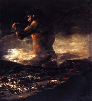 Goya - The Colossus
