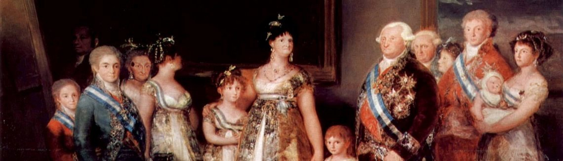 Goya - Charles IV And His Family