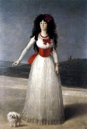 Goya - The Duchess Of Alba