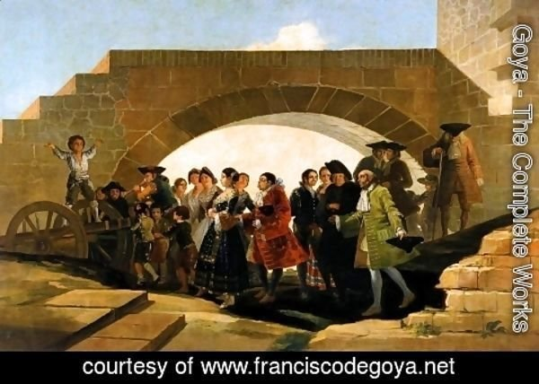 Goya - The Wedding