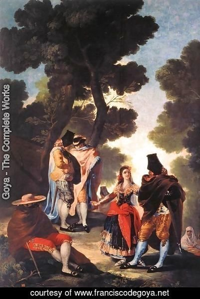 Goya - A Walk In Andalusia