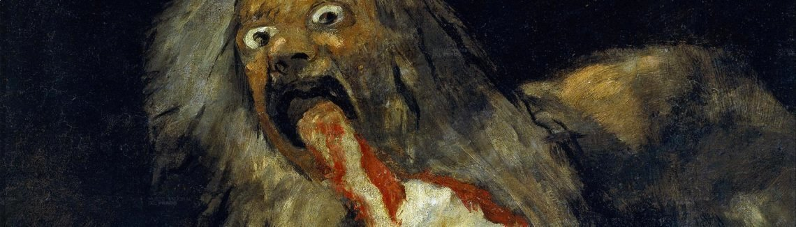Goya - Saturn Devouring His Sons